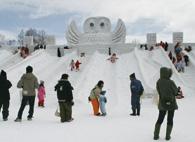 当別町「スノーフェスティバルinあそ雪の広場」に協賛
